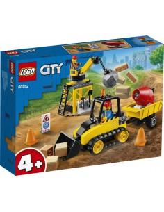CITY 60252 Buldożer budowlany
