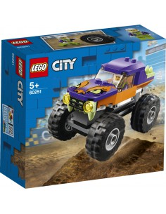 CITY  60251 Monster truck