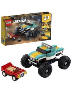 CREATOR 31101 Monster truck